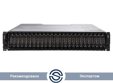 Система хранения данных Dell MD3820F / Fibre Channel / Rack 2U / 10x600Gb 10K rpm SAS 12Gbps 2,5
