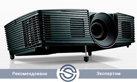 Проектор Dell 210-AFER / 1024x768 / 4:3 / 2200:1 / 3000 lm /  VGA+HDMI+USB+RCA