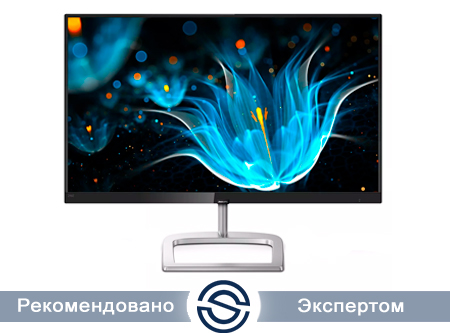 Монитор 23,8'' Philips 246E9QDSB/01 16:9 1920х1080 IPS 250cd/m2 1000:1 5ms VGA DVI HDMI Silver