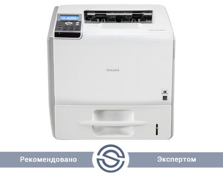 Принтер Ricoh Aficio SP 5210DN Monochrome /1200x600 /A4 /50 ppm / Duplex+LAN