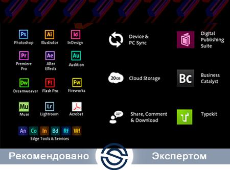 ПО Adobe 65272482BB01A12