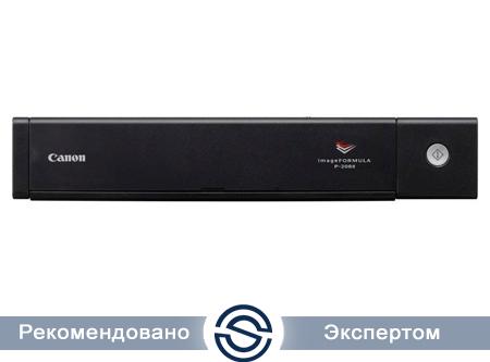 Сканер Canon Document Reader P208II / A4 / 8ppm / ADF / 9704B003