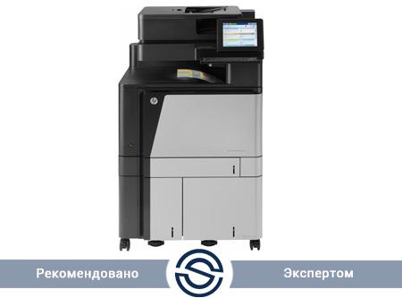 МФУ HP Color LaserJet Enterprise flow MFP M880z+ / A3 / A2W76A