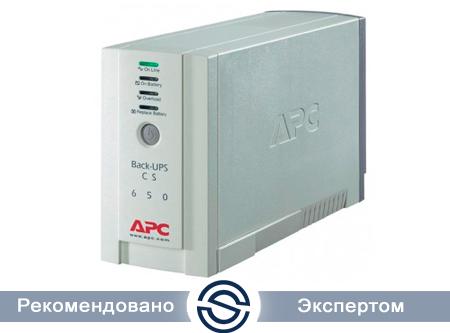 ИБП APC BK650EI