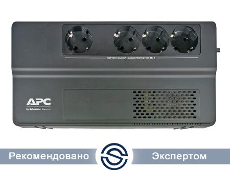 UPS APC 650VА / 375W / Easy / Line interactiv / IEC / BV650I