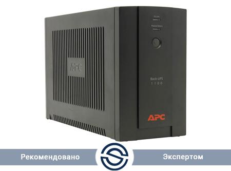 UPS APC 1100VA / 660W / Back / BX1100CI-RS