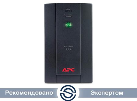 UPS APC 800VA / 480W / Back / BX800CI-RS