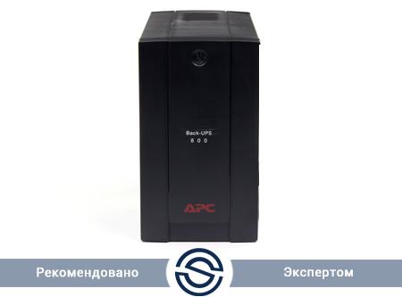 UPS APC 800VA / 415W / Back / BX800LI