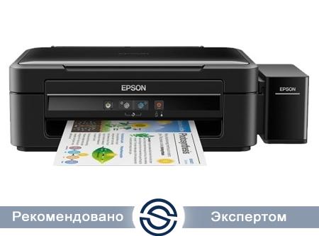 МФУ Epson L382 Фабрика печати / 5760x1440 / A4 / 33 ppm / Printer+Scaner+Copier / USB / C11CF43401