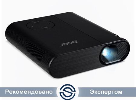 Проектор Acer C200 854x480 / 200 люм / DLP / HDMI+USB