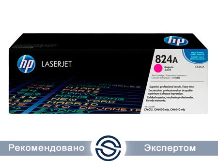 Картридж HP CB383A Лазерный Пурпурный (на 21000 отпечатков)