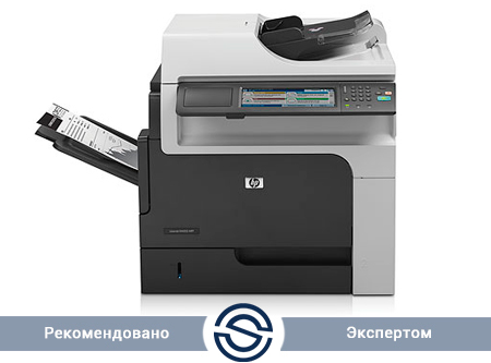МФУ HP LaserJet Enterprise M4555h / A4 / Printer 1200x1200 dpi + Scaner 600x600 + Copier / USB+LAN / CE738A