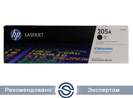 Картридж HP CF530A Лазерный Черный (на 1100 отпечатков)