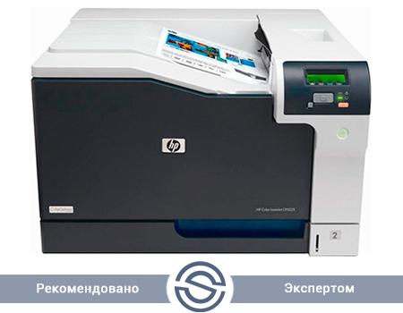 Принтер HP Color LaserJet CP5225n / 600x600 / A3 / 20 ppm / LAN+USB / CE711A