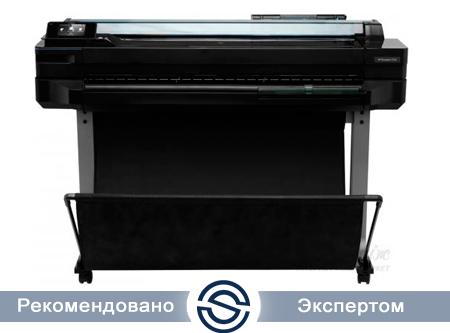 Принтер HP DesignJet T520 / 2400 x 1200 / A1 / WiFi+LAN+USB / CQ893C