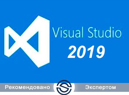 Microsoft Visual Studio Professional 2019 Single OLP No Level Бессрочно (D87-01246) для коммерческих организаций