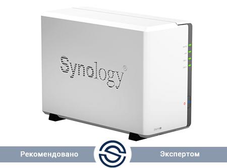 СХД Synology DS218j