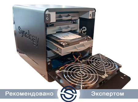 СХД Synology DS418J