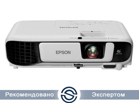 Проектор Epson EB-E05 / LCD:3 / 0.55