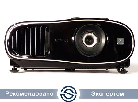 Проектор Epson  EH-TW6600 / 1920x1080 / 16:9 / 70000:1 / 2500 lm /  VGA+HDMI+USB+MHL+RCA