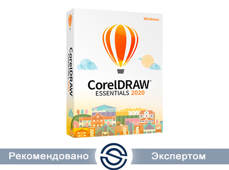 CorelDraw Essentials 2020 (ESDCDE2020ROEU)