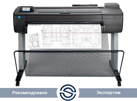 Принтер HP F9A29A DesignJet T730 / 2400x1200
