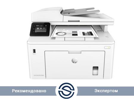 МФУ HP LaserJet Ultra M230sdn / 1200x1200 / A4 / 28 ppm / Printer+Scaner+Copier /ADF (35 листов) /G3Q76A