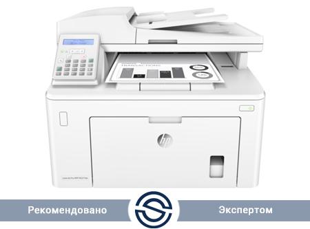 МФУ HP G3Q79A / LaserJet Pro M227fdn / 1200x1200 / A4 / 28 ppm /  Printer+Scaner+Fax / ADF