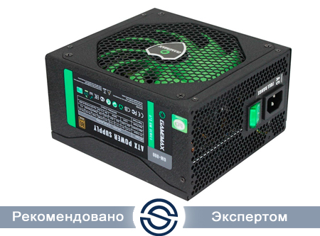 Блок питания Gamemax GM-800 (14см), 800W