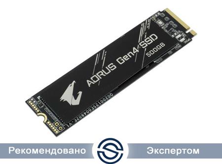 Твердотельный накопитель Gigabyte GP-AG4500G
