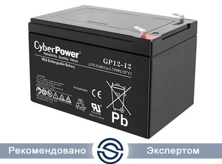 Батарея CyberPower GP12-12