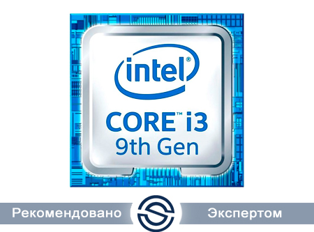 Процессор Intel i3-9100