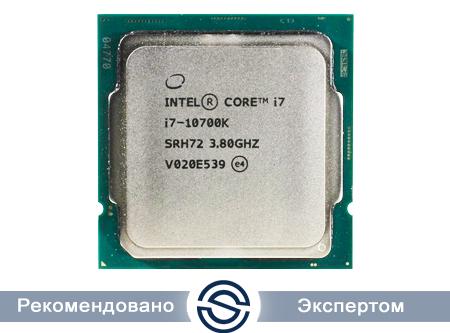 Процессор Intel Core i7-10700K 3,8GHz (5,1GHz) 16Mb 8/16 Core Comet Lake 125W FCLGA1200