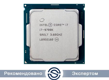 Процессор Intel Core i7-9700K 3,6GHz (4,9GHz) 12Mb 8/8 Core Coffe Lake 95W FCLGA1151