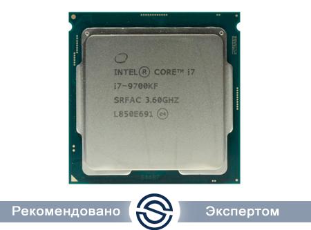 Процессор Intel Core i7-9700KF 3,6GHz (4,9GHz) 12Mb 8/8 Core Coffe Lake 95W FCLGA1151