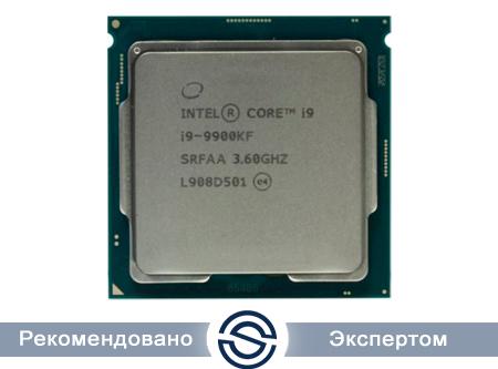 Процессор Intel Core i9-9900KF 3,6GHz (5,0GHz) 16Mb 8/16 Core Coffe Lake 95W FCLGA1151