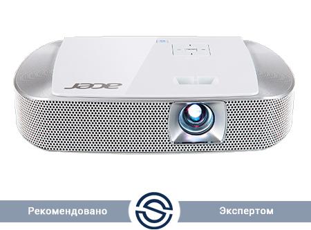 Проектор Acer K137i WXGA 1280x800 / 700 lm / 2x3W Speaker / Remote Control / Protection Case / MR.JKX11.001