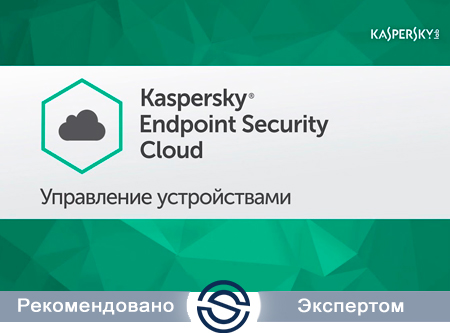 Антивирус Kaspersky Endpoint Security Cloud, User Base 1 Year (KL47422AFS)