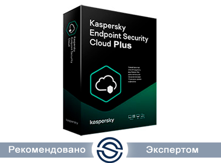 Антивирус Kaspersky Endpoint Security Cloud Plus, User Base 1 Year (KL47432AFS)