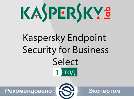 Антивирус Kaspersky Endpoint Security for Business - Select Base 1 Year (KL48632AFS)