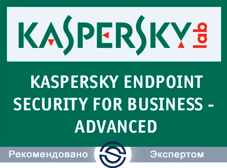 Антивирус Kaspersky Endpoint Security for Business - Advanced Base 1 Year (KL48672AFS)