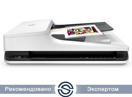 Документ-сканер HP ScanJet Pro 3500 f1 / A4 / 25ppm / USB / L2741A
