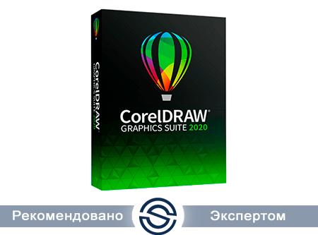 CorelDRAW Graphics Suite 2020 Business Single User License LCCDGS2020ML