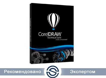CorelDRAW Technical Suite 2020 Enterprise License (5-50) LCCDTS2020ENT1