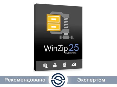 Corel WinZip 25 Enterprise License с техподдержкой CorelSure ML, Подписка на 1 год (от 2 до 49 лицензий)