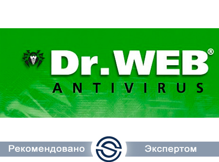 Антивирус DrWeb LHW-AK-6M-1-A3