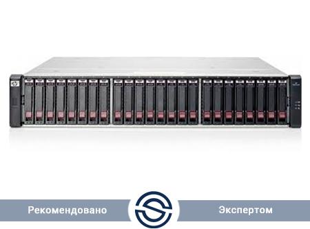 Система хранения данных HP MSA 1040 2-port 1Gb iSCSI Dual Controller 4x600GB 12G SAS SFF Storage Bundle Tvlite / M0T22A