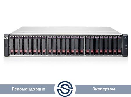 Система хранения данных HP MSA 2040 SAN DC no SFP with 6x600GB 10K SFF HDD SAS 3.6TB Bundle Tvlite / M0T25A