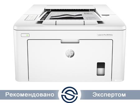 Принтер HP LaserJet Pro M203dw / 1200x1200 / A4 / 28 ppm / WiFi+LAN+Duplex+USB / G3Q47A
