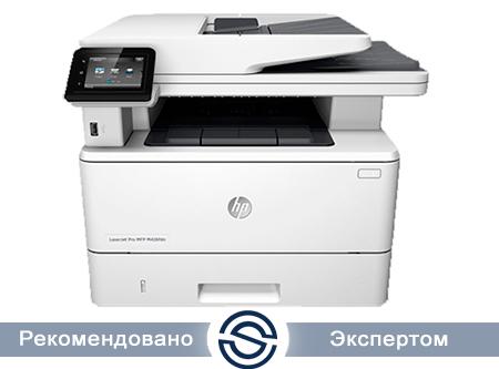 МФУ HP LaserJet Pro M426fdn / 1200x1200 / A4 / 38 ppm / Printer+Scaner+Copier+Fax / Duplex+USB+LAN / F6W14A